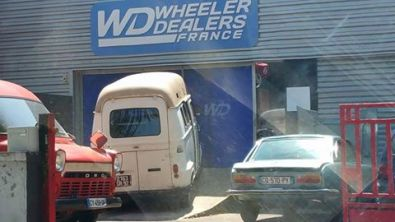 [MKTous] Emission TV Wheeler Dealers sur RMC : MK1 Rouge  9eb94610