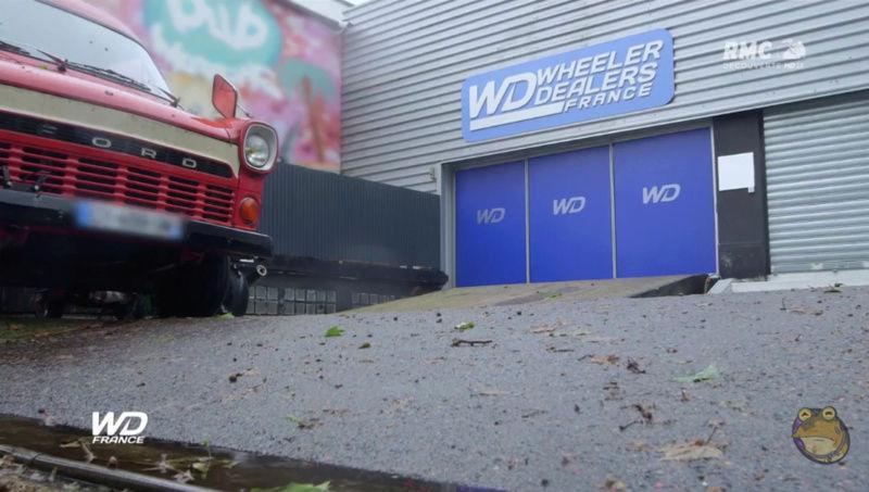 [MKTous] Emission TV Wheeler Dealers sur RMC : MK1 Rouge  Captur11