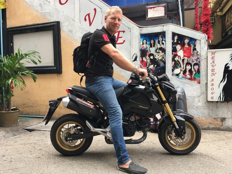 Ma moto pour faire le tour du monde - Page 2 Img_9110