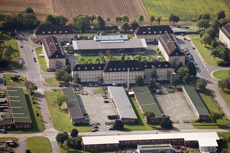 Barker Bks, (prev. Panzer Viking!) Driburgerstr, Paderborn Barker10