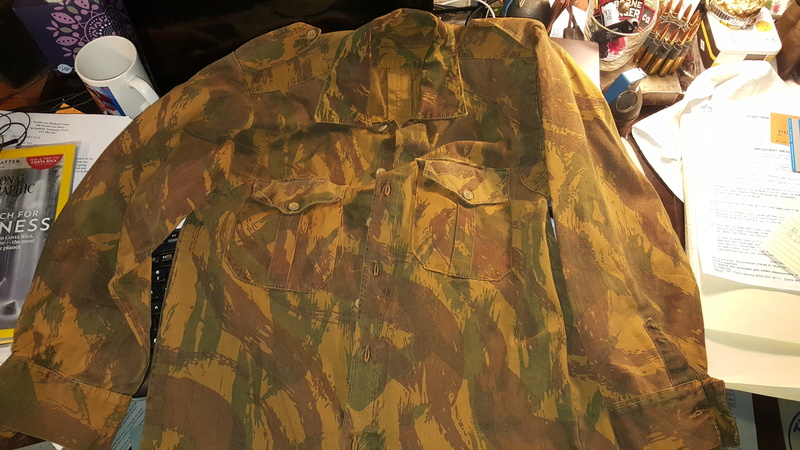 Is This a French Cammo Pattern? 20171010