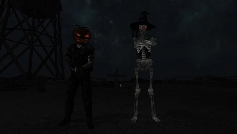 [CONTEST] Halloween Screenshot Contest 2017 Screen15