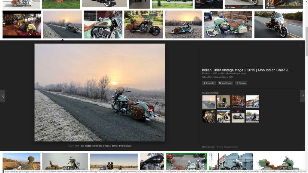 """réinstaller """"Voir image"""" sur google chrome  Ecran_10"""
