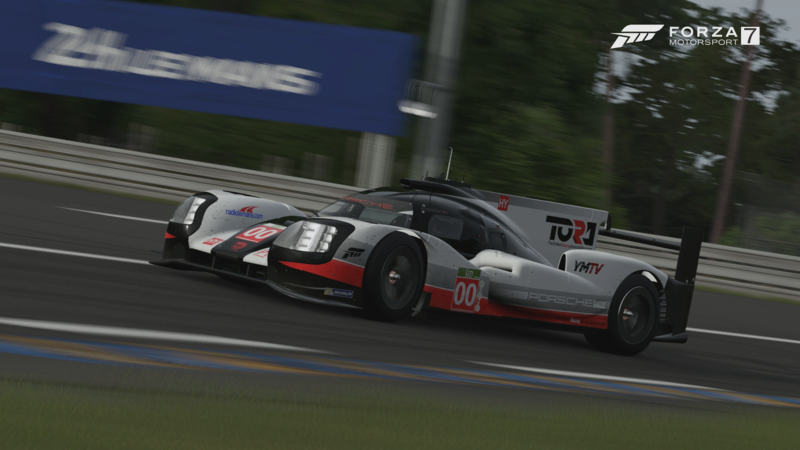 TORA 24 Hours of Le Mans - Livery & Decal Rules Forza_14