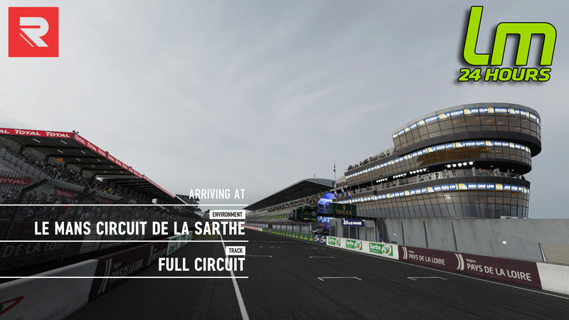 TORA 24 Hours of Le Mans - Driver's Briefing and Track Limits Lm_spl11