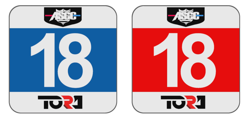 TORA ASCC - Livery & Decal Rules Number11
