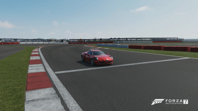 TEC Round 1: Silverstone - Driver Briefing & General Discussion Start_12