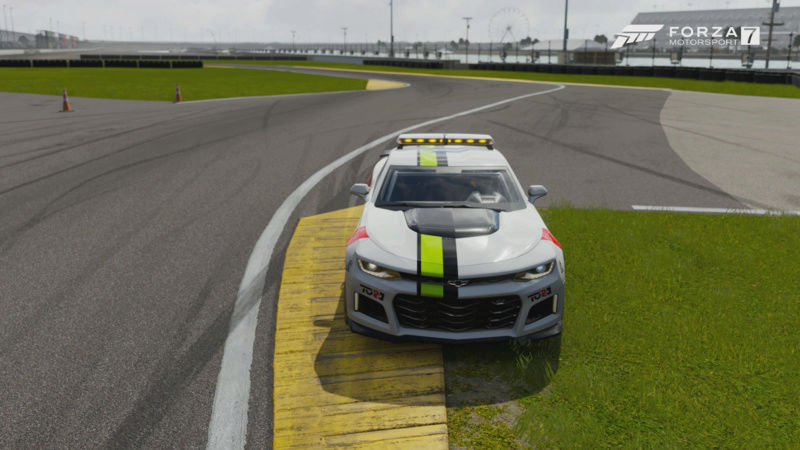 TORA 24 Hours of Daytona - Driver Briefing and Track Limits Track_18