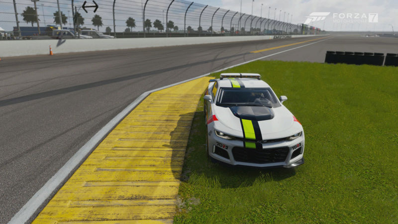 TORA 24 Hours of Daytona - Driver Briefing and Track Limits Track_19