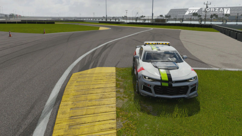 TORA 24 Hours of Daytona - Driver Briefing and Track Limits Track_21