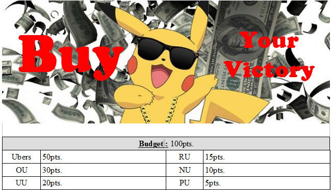 Buy Your Victory Tournament ! Byv11