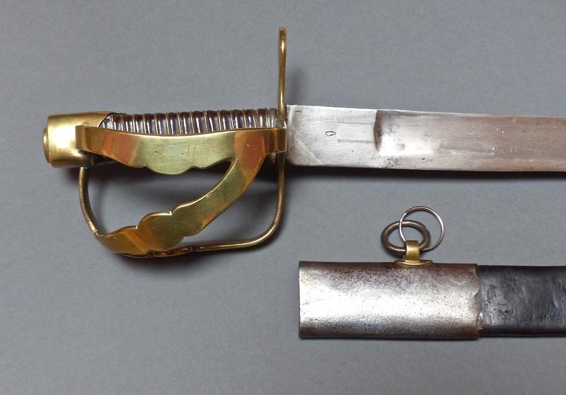 sabre de chasseur à cheval  P1170211