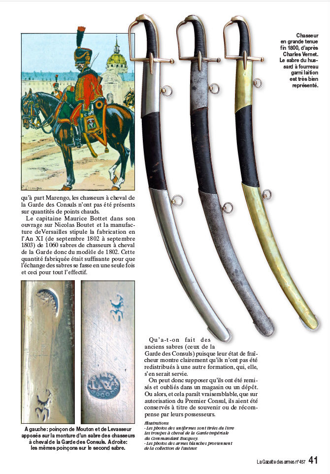 Sabre de Chasseur-à-Cheval de La Garde... authentification - Page 2 Screen13