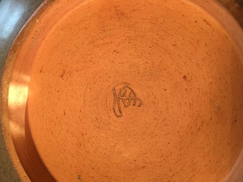 Bowl with matt glaze Img_3323