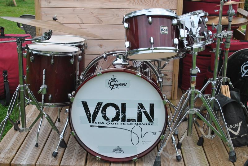 [ VENDUE ] Batterie GRETSCH Catalina Maple, cymbales, ...  1dsc_010