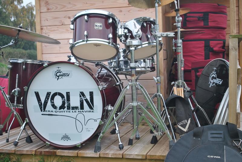 [ VENDUE ] Batterie GRETSCH Catalina Maple, cymbales, ...  Dsc_0710
