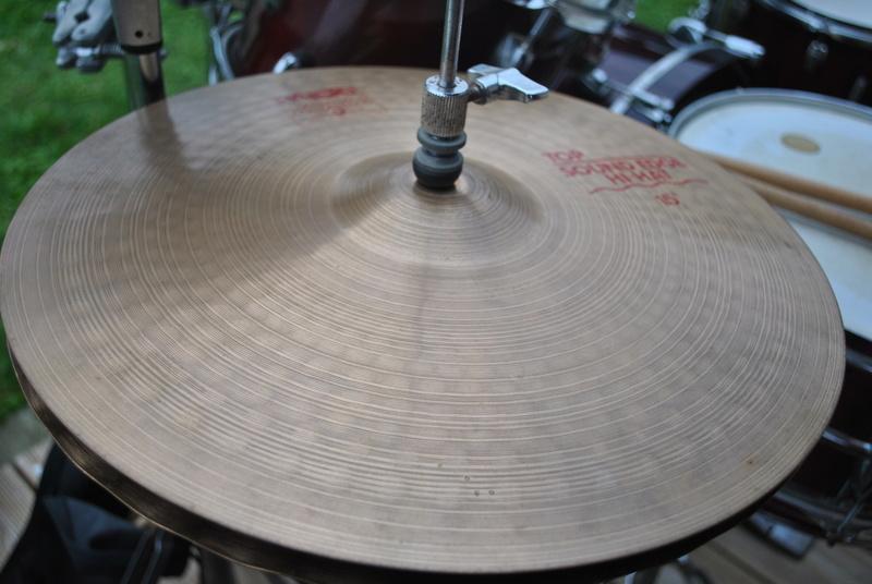[ VENDUE ] Batterie GRETSCH Catalina Maple, cymbales, ...  Dsc_0812