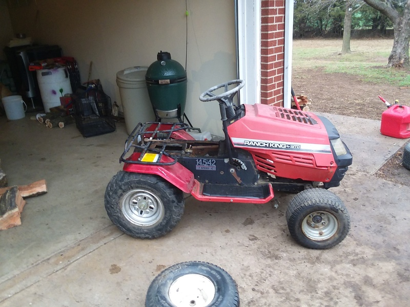 Junk-TD  Ranch king off road cheapster build.  - Page 2 20180132