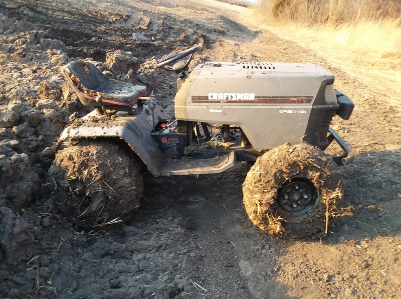 1993 Craftsman LT4000 heavy mud build. - Page 5 20180357
