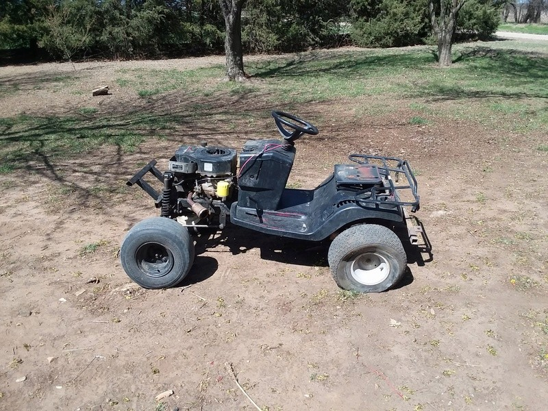2003 heavily modified Murray Off-road tractor  - Page 10 20180449