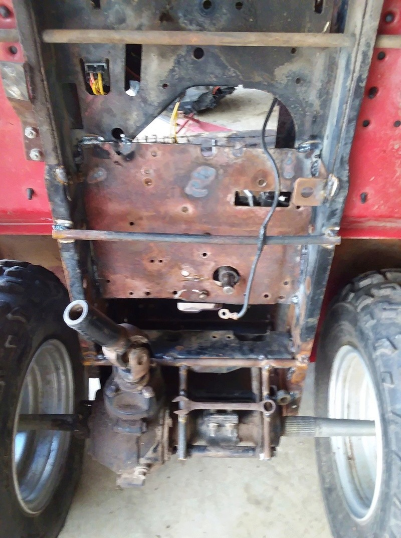 Junk-TD  Ranch king off road cheapster build.  - Page 3 20180478