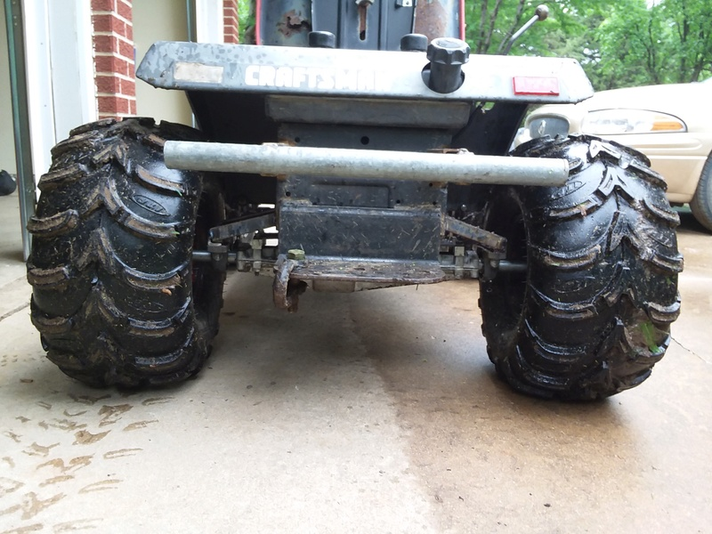 1993 Craftsman LT4000 heavy mud build. - Page 10 20180524