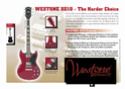 German Westone Guitars Information German11