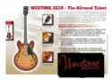 German Westone Guitars Information German12