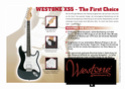 German Westone Guitars Information German13