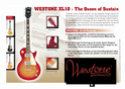 German Westone Guitars Information German14