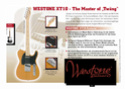 german - German Westone Guitars Information German16