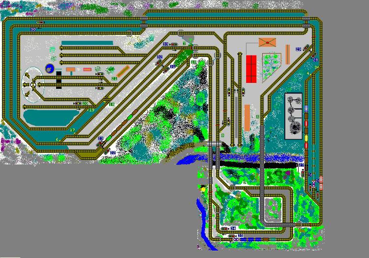Le réseau  ( Déssort ) de Pégase Reseau13