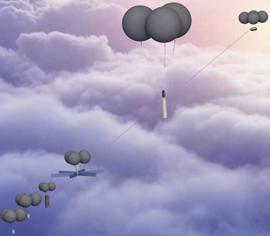 Récupération par ballon à hydrogène Base10