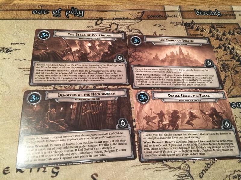 [POD] Attack on Dol Guldur spoiler 23755010
