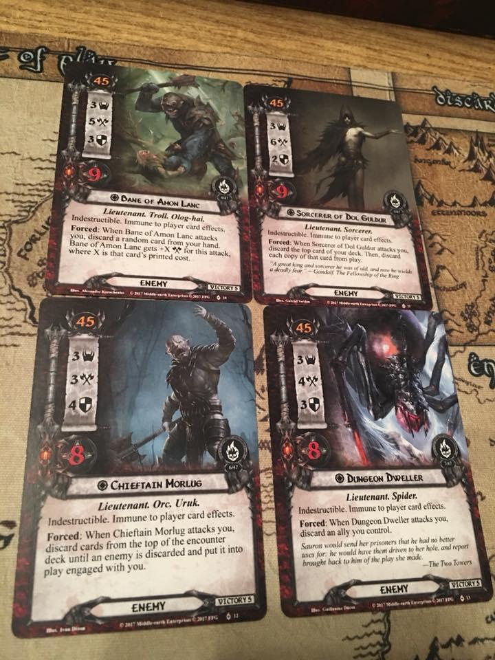 [POD] Attack on Dol Guldur spoiler 23795410