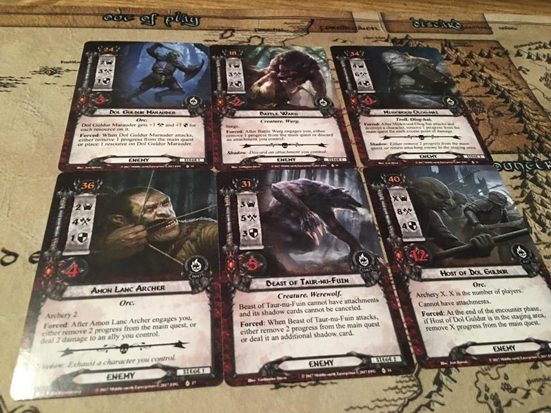 [POD] Attack on Dol Guldur spoiler 23795411