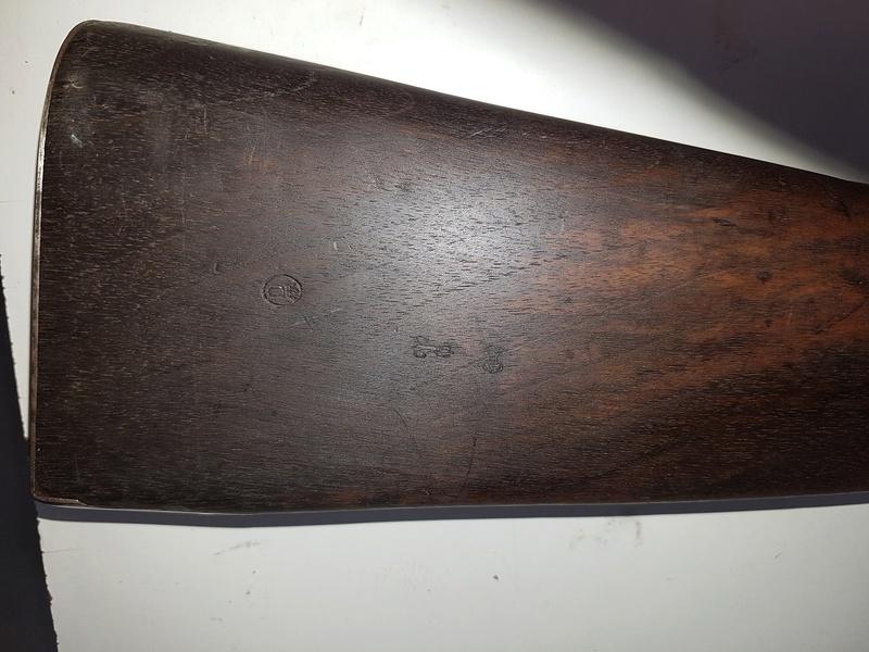 Ma nouvelle acquisition Fusil Tabatière Français 1010