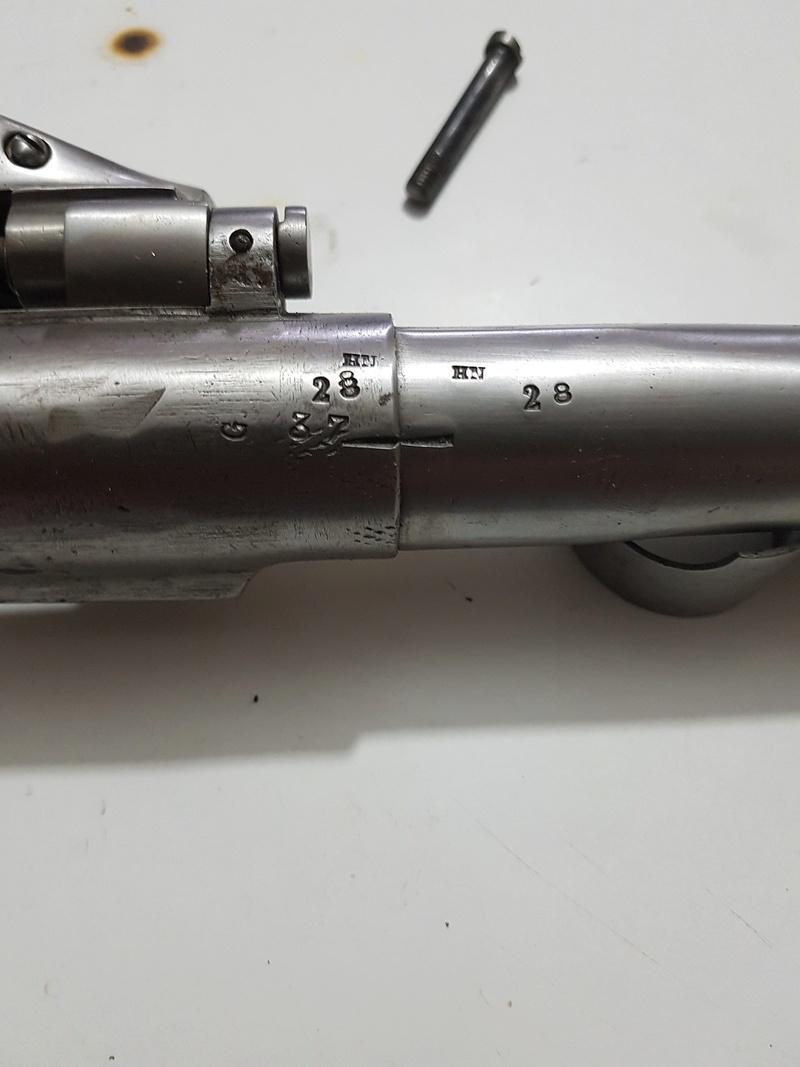 Ma nouvelle acquisition Fusil Tabatière Français 1410