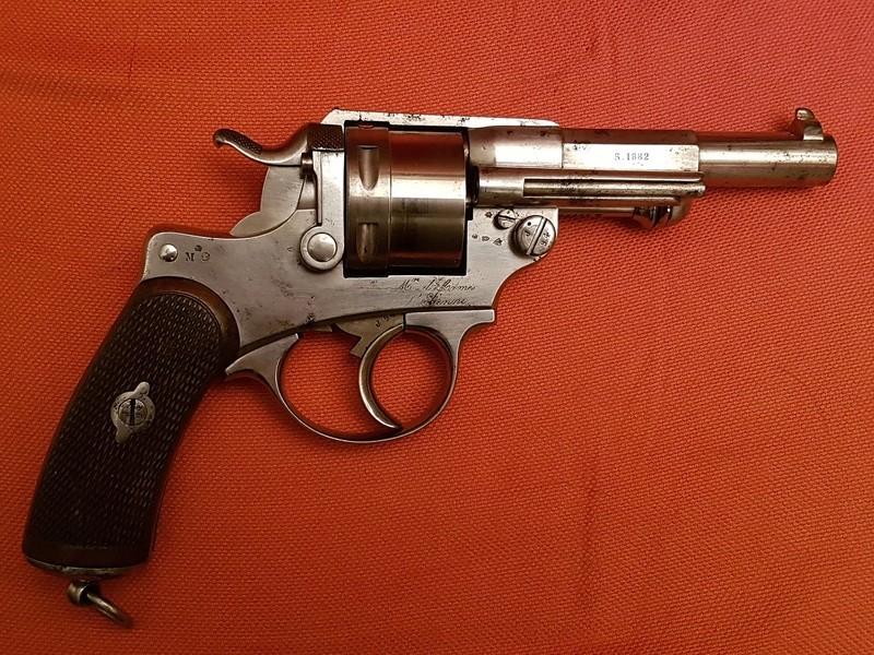 Revolver modèle 1873 20171110