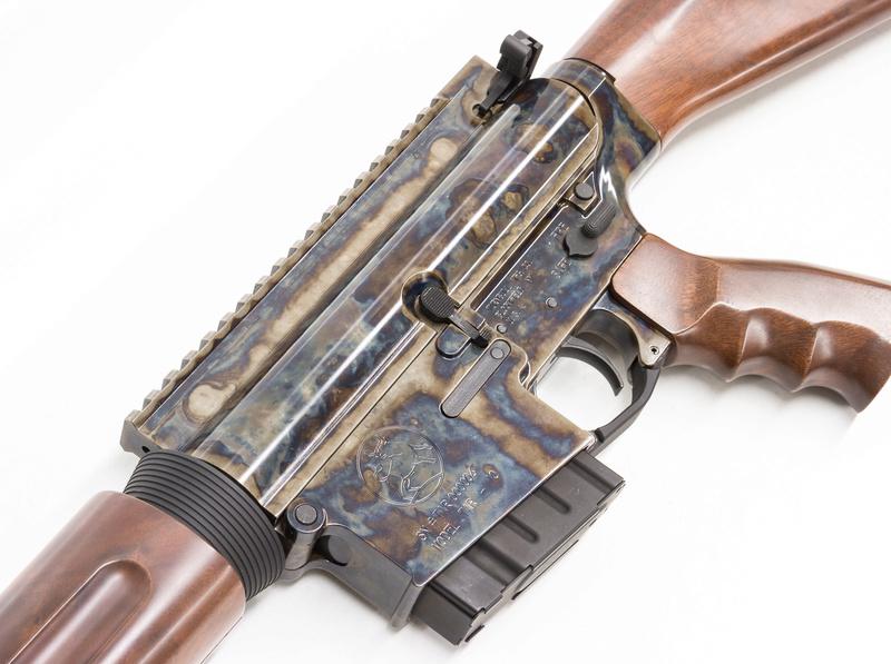 Aimez-vous le melange bois/tactical Turn410