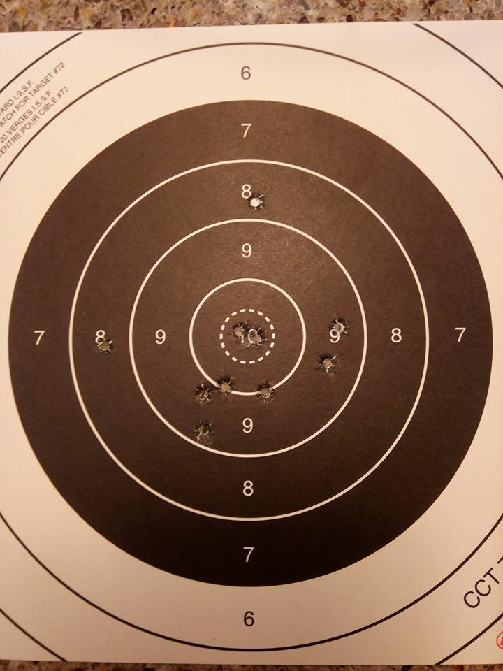 Show your targets. Any targets - For instance, First target, or one that shows progress, etc. 22519310