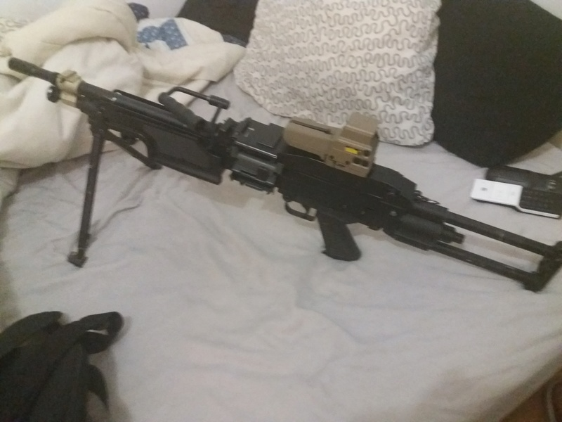 M249 Para aeg 20171210