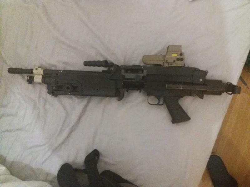 M249 Para aeg 20171211
