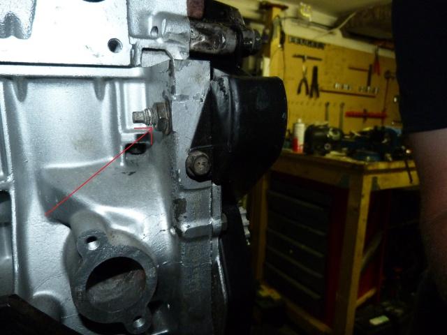 TUTO , remplacement kit distribution et pompe a eau 205 GTI 43353310