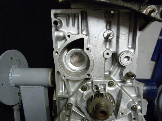 TUTO , remplacement kit distribution et pompe a eau 205 GTI 49809110