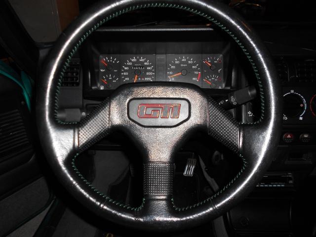 Identification des modéles 205 GTI : Tableau de Bord 65319910
