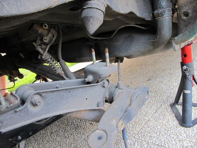 Remise en état train arrière 205 et 309 GTI et autres 65776510