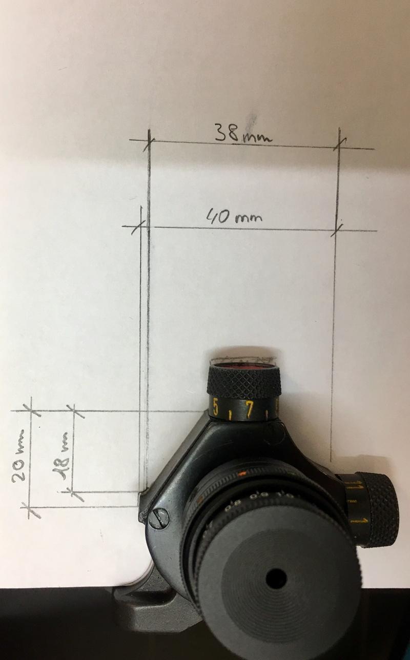 Problème réglage diopte W+F F6714310