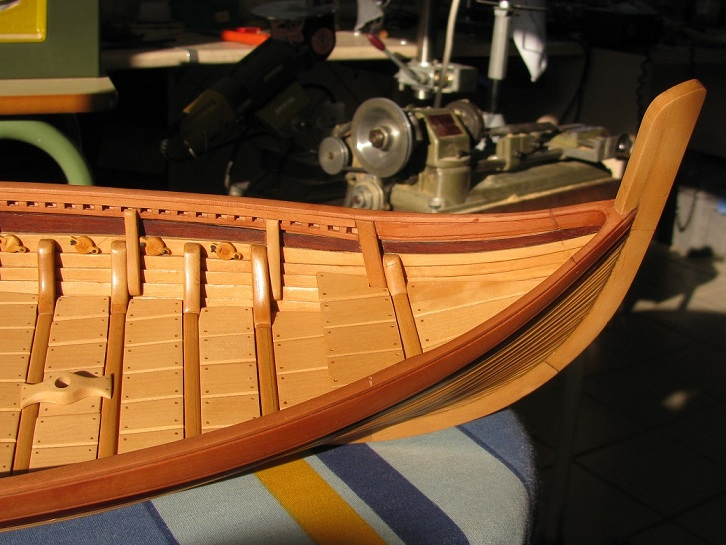 Nave Vikinga de Gokstad   07910