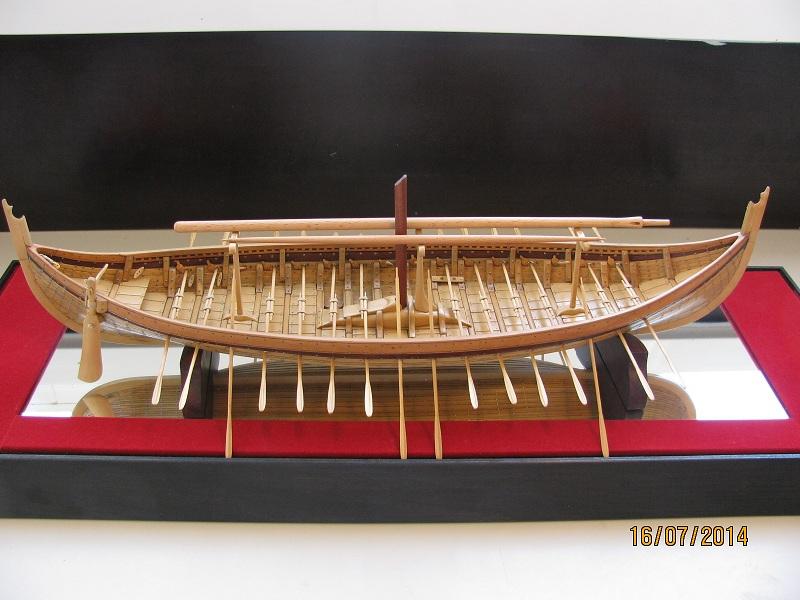 Nave Vikinga de Gokstad   13811